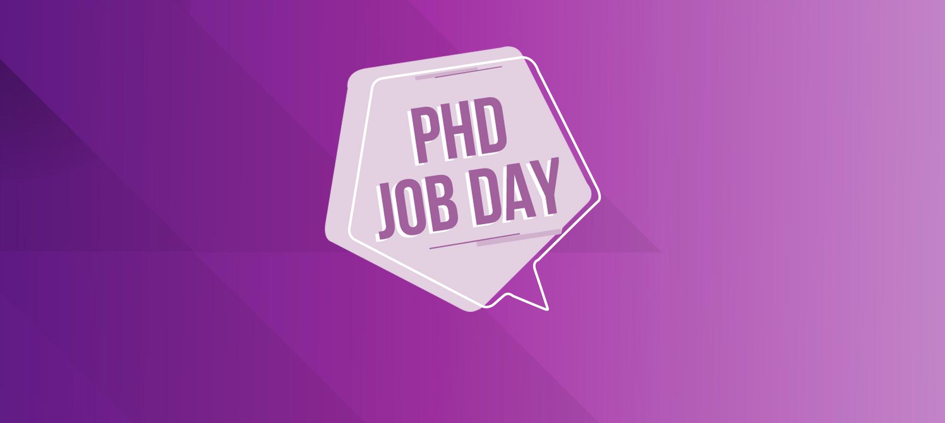 slider phd job day by transuniv